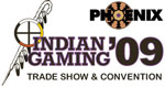NIGA Indian Gaming 2009 Tradeshow and Convention Exhibitors and Sponsors